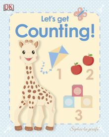 My First Sophie la girafe: Let's Get Counting!