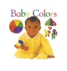 Soft-to-Touch Books: Baby Colors