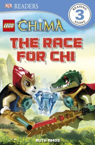LEGO® Legends of Chima The Race for CHI