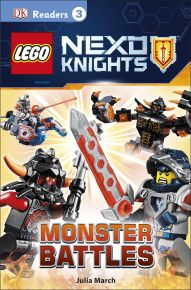DK Readers L3: LEGO NEXO KNIGHTS: Monster Battles