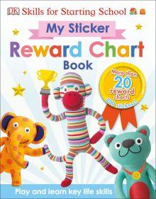 My Sticker Reward Chart Book