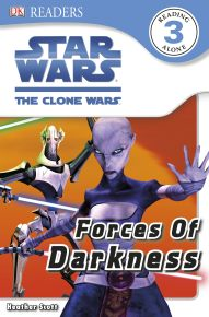 DK Readers L3: Star Wars: The Clone Wars: Forces of Darkness