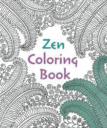 Zen Coloring Book
