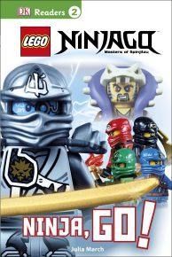 DK Readers L2: LEGO® NINJAGO: Ninja, Go!