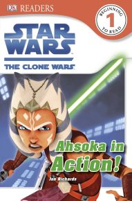 Star Wars The Clone Wars Ahsoka in Action!