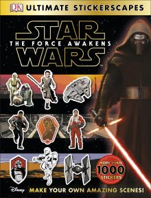 Star Wars™ The Force Awakens Ultimate Stickerscapes