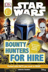 DK Readers L2: Star Wars: Bounty Hunters for Hire