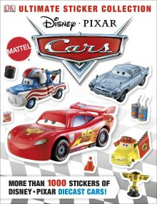 Ultimate Sticker Collection: Disney Pixar Cars