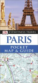 Paris Pocket Map and Guide