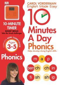 10 Minutes A Day Phonics Ages 5-7 Key Stage 1