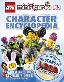LEGO® Minifigures Character Encyclopedia LEGO® Movie edition
