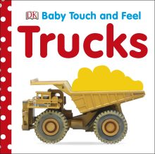 Baby Touch and Feel Truck