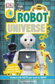 DK Readers L4 Robot Universe