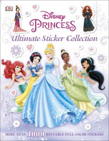 Ultimate Sticker Collection: Disney Princess