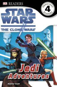 DK Readers L4: Star Wars: The Clone Wars: Jedi Adventures