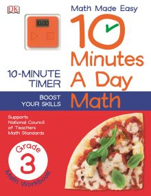 10 Minutes a Day: Math, Third Grade