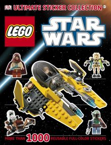 Ultimate Sticker Collection: LEGO® Star Wars