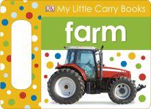 My Little Carry Book Farm