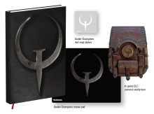 Quake Champions Player's Journal