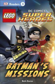 DK Readers L3: LEGO® DC Comics Super Heroes: Batman's Missions