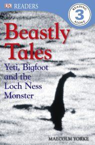 DK Readers L3: Beastly Tales