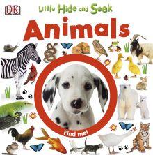 Little Hide and Seek: Animals