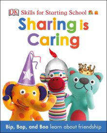 Skills for Starting School Sharing is Caring
