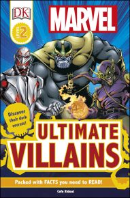 DK Readers L2: Marvel's Ultimate Villains