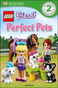 DK Readers L2: LEGO® Friends Perfect Pets