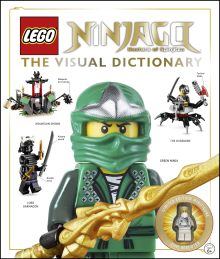 LEGO® NINJAGO: The Visual Dictionary