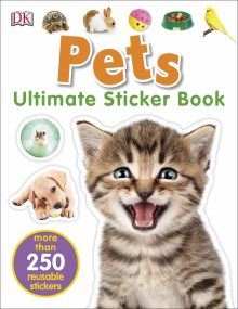 Pets Ultimate Sticker Book