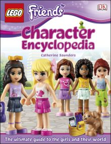 LEGO® Friends Character Encyclopedia