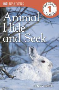 DK Readers L1: Animal Hide and Seek