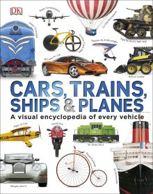 Cars Trains Ships and Planes