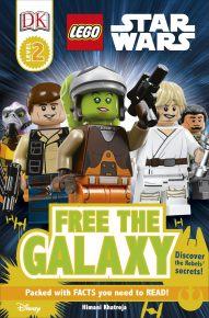 DK Readers L2: LEGO Star Wars: Free the Galaxy