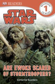 Star Wars Are Ewoks Scared of Stormtroopers?