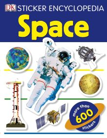 Sticker Encyclopedia: Space