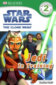 Star Wars Clone Wars Jedi in Training