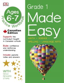Made Easy Grade 1: Math Science Spelling Language Arts