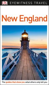 DK Eyewitness Travel Guide New England