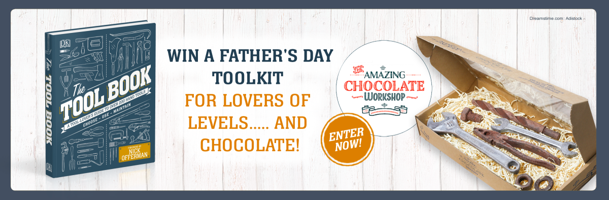 The Tool Book Father's Day competition