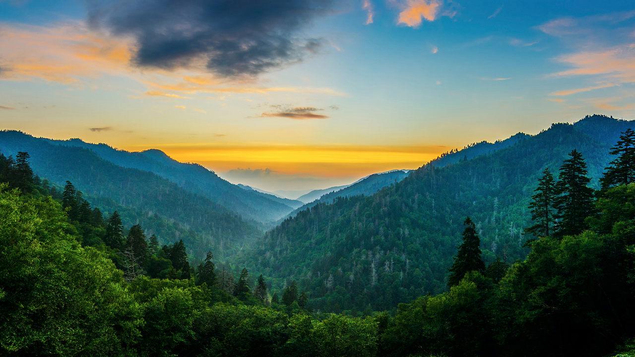 Great Smoky Mountains National Park © Dreamstime.com/Anthony Heflin