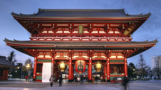 Top 10 places to visit in Tokyo