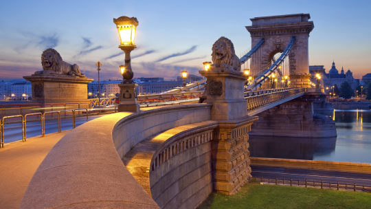Pearl of the Danube: Budapest's best views