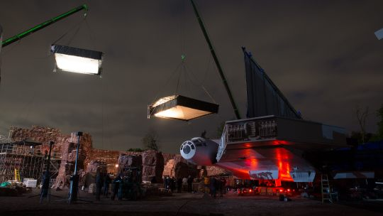 The Making of Solo: A Star Wars™ Story: A Behind the Scenes Look