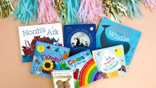 Baby Books that Make Great Baby Shower Gifts