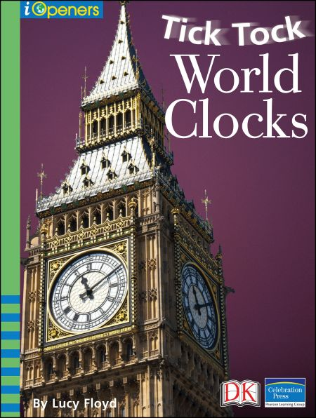 iOpener: Tick Tock World Clocks