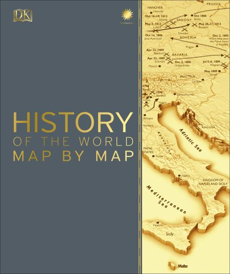 Smithsonian: History of the World Map by Map