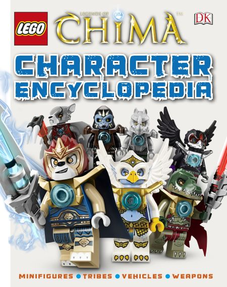 LEGO® Legends of Chima Character Encyclopedia