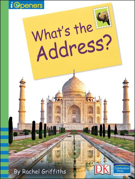 iOpener: What's the Address?
